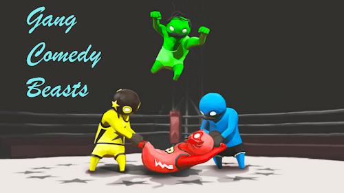 Screenshot 1 Gang Comedy Beasts Simulator 1.0 APK MOD