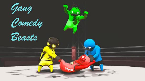 Gang Comedy Beasts Simulator мод