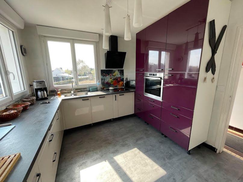 Vente maison 4 pièces 70.86 m² à Baud (56150), 223 600 €