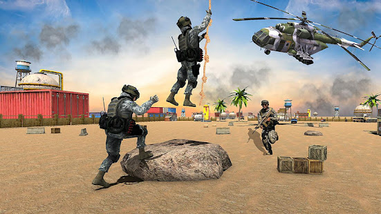 National Comando FPS Free Shooting Games 2019 - náhled