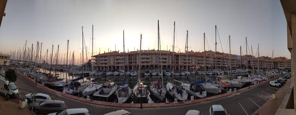 El Ejido, Puerto Deportivo Almerimar.