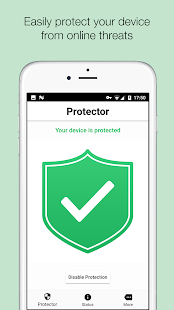 Protector - Advanced Security for Mobile - náhled