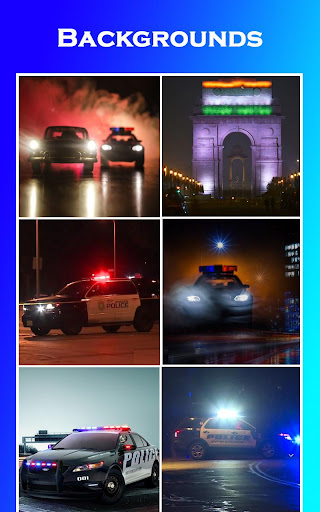 Men Police Suit Photo Editor 2020 1.0.17 screenshots 22