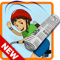 PaperBoy:Infinite bicycle ride icon