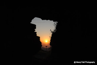 Photo: Day 2: Start....Todays plan ... To Torana via Rajgad Torana ridge ...around 7 hours walk..