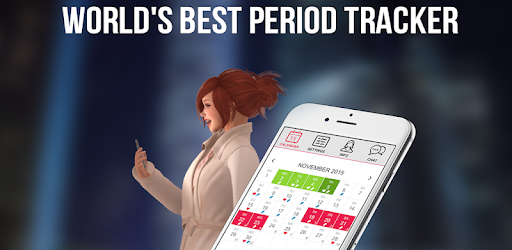 Ovulation & Period Calendar app (apk) free download for Android/PC/Windows screenshot