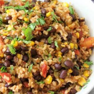 Southwestern Rice.
