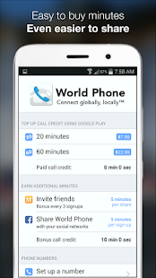 World Phone- screenshot thumbnail