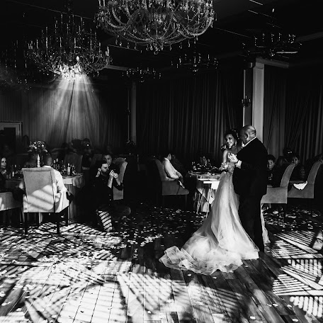 Wedding photographer Ivan Gusev (GusPhotoShot). Photo of 04.05.2017