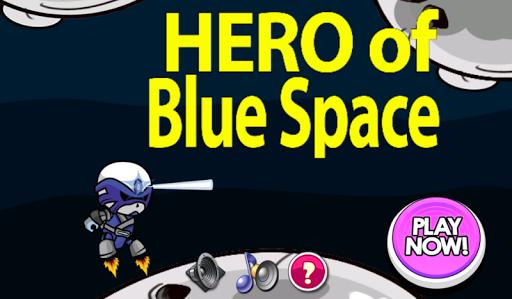 Hero Of Blue Space