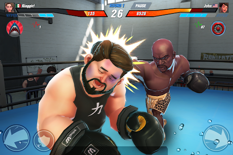 Boxing Star MOD Apk (Attack And Defense x1000) 7