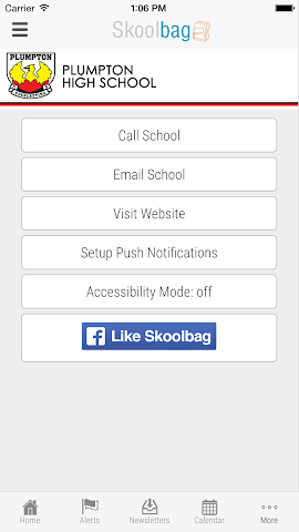 android Plumpton High School Screenshot 3