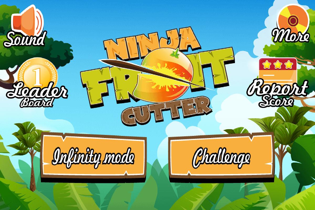Ninja fruit cutter game free download - Ninja Fruit Cutter Screenshots