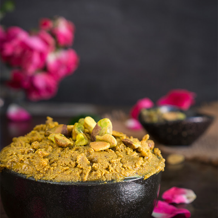 Pistachio Honey Rose Butter Recipe