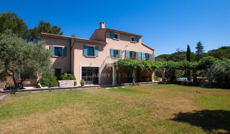 Villa avec terrasse Eygalières
