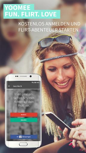 yoomee - Flirt Dating Chat App 2.2.49 screenshots 1