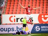 Standard wint met 3-0 van Beerschot