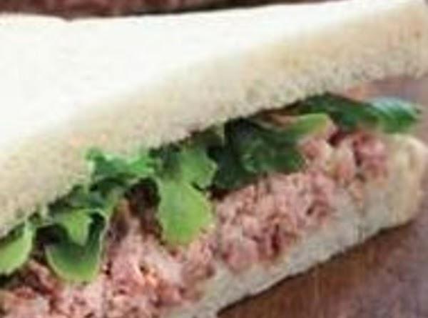 Indiana Ham Salad Sandwich Spread  (no Ham) Recipe