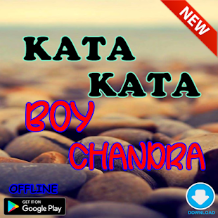 Kata Kata Boy Chandra Aplikacije na Google Playu