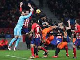 Diego Godin perd trois dents dans un duel avec le gardien de Valence (vidéo)