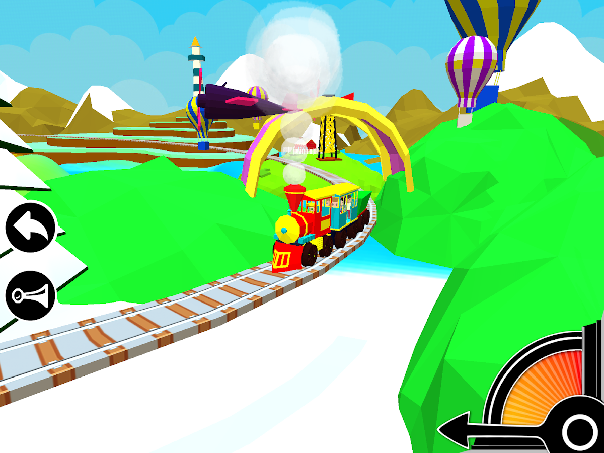 3d train engine driving game for kids u0026 toddlers android apps on