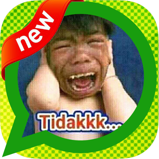 Stiker Meme Indonesia Lucu Wastickersapps Stickers