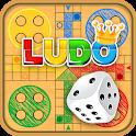 लूडो चैंपियन : Ludo Offline Classic Board Game icon