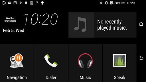 HTC MirrorLink 3.10.688072 screenshots 1