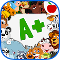 Kids ABC Jigsaw Puzzles icon