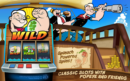 POPEYE Slots u2122 Free Slots Game 1.1.1 screenshots 14