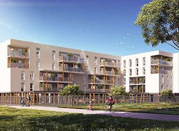 Appartement 4 pièces 89,69 m2