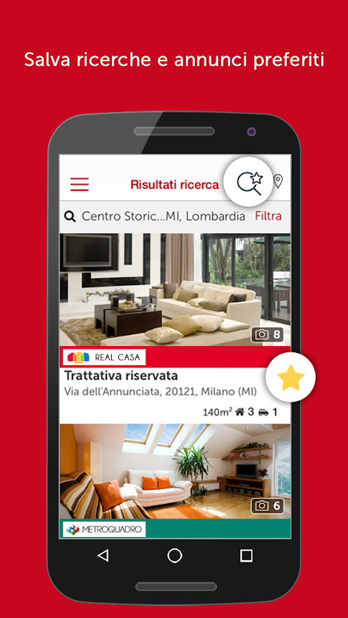 Vendita e affitto case android apps on google play for App per progettare casa android