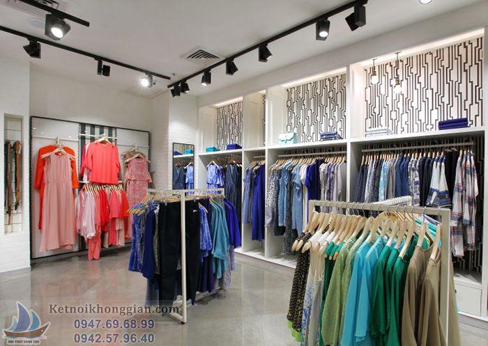 Thiết kế shop thời trang tại kim đồng hà nội