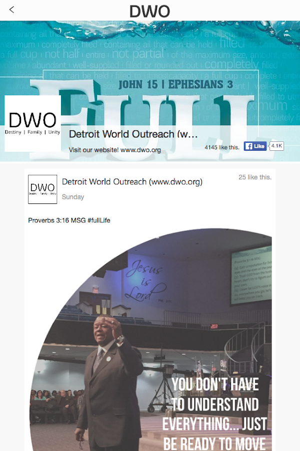 DWO Church- screenshot