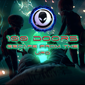 100 Doors. Escape from the UFO