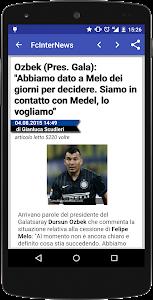 Fc Inter News screenshot 3