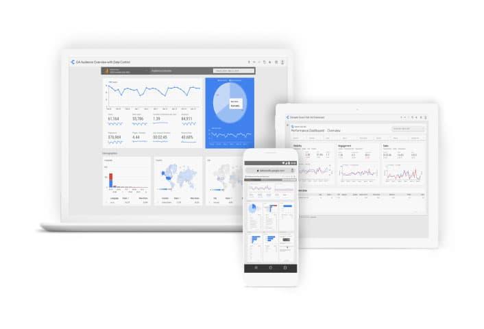 Data Studio ist vielseitig einsetzbar