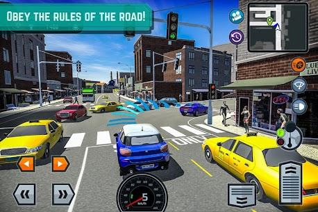 Car Driving School Simulator 1