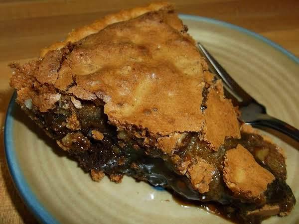 Decadent Dark Chocolate Pecan Pie Recipe