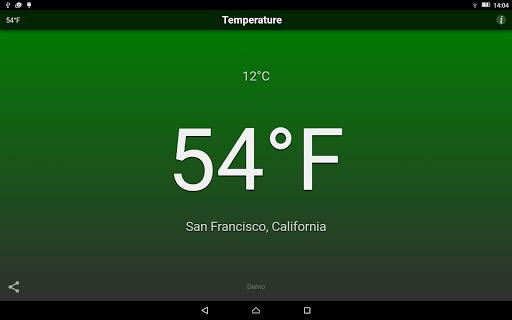 Temperature  screenshots 6