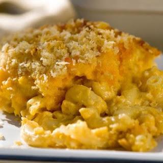 Kim's Baked Macaroni & Cheese
