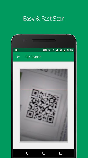 QR Code Scanner - QR Reader  screenshots 2
