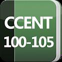 Cisco CCENT Certification: 100-105 (ICND1) Exam icon