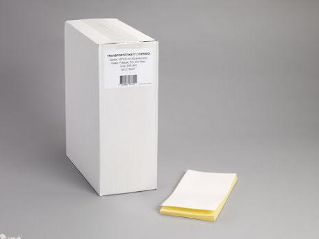 Transportetikett 102 x 192mm PostNord 2000st/kart