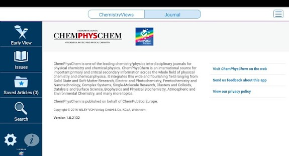 ChemPhysChem- screenshot thumbnail
