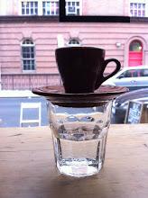 Photo: Espresso + Water