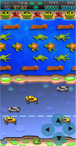 Frogger Arcade Super! : Classic 1980's Retro Fun! 1.08