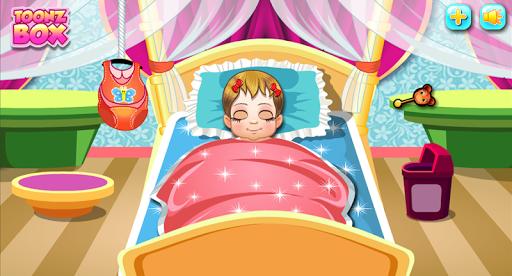 玩免費休閒APP|下載可愛的嬰兒護理 - 女孩小遊戲 app不用錢|硬是要APP