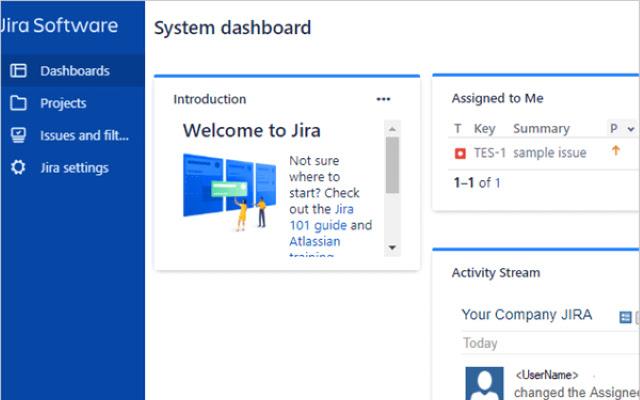 Jira Links as New Tabs