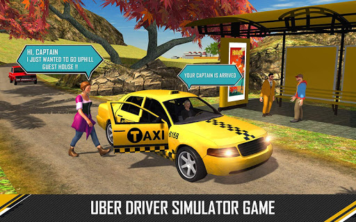 Download Taxi Driving Game 2018: Taxi Yellow Cab Driving 3D Apk